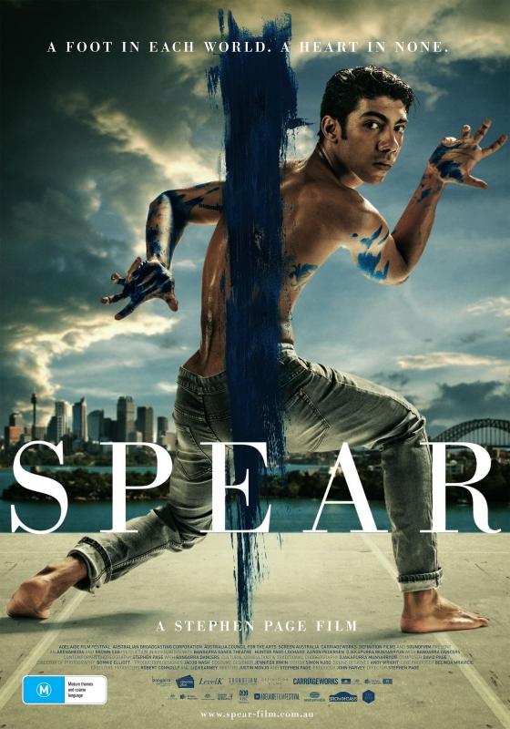 Spear poster 800h