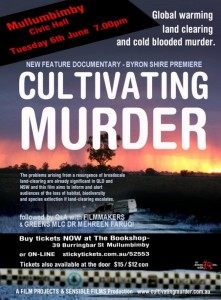 Cultivating Murder poster