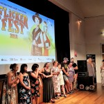 Byron All Shorts 2018 filmmakers intro at Mullum Flickerfest 3000w (2)