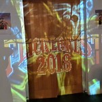 Northern Lights teaser 6 at Mullum Flickerfest 2018 projection on door (2)