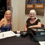 Helen Stickley and Karena Wyn-Moylan Mullum Flickerfest Box-office