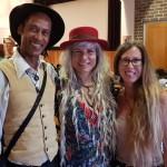 Cyrile, Nicole and Alesha
