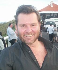 Russell Burton headshot