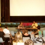 Flickerfest 2014 Byron All Shorts - FlickerLab Concept to Market w-shop Bronwyn Kidd in conversation w Jon Bell